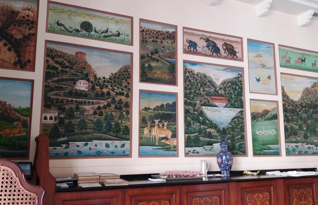 фотографии отеля  The Oberoi Vanyavilas Ranthambhore изображение №23