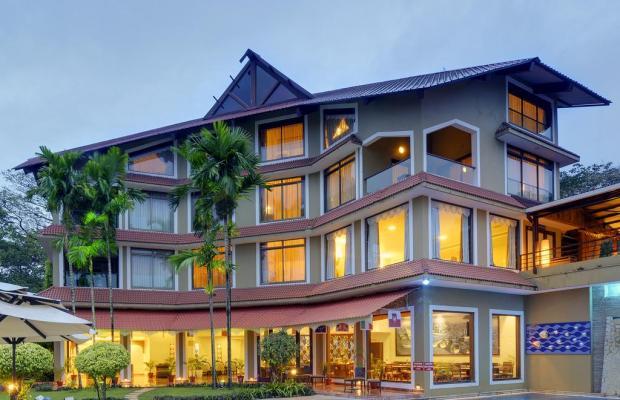 фотографии отеля The Crown Goa (ex. Sun N Sand Goa) изображение №11