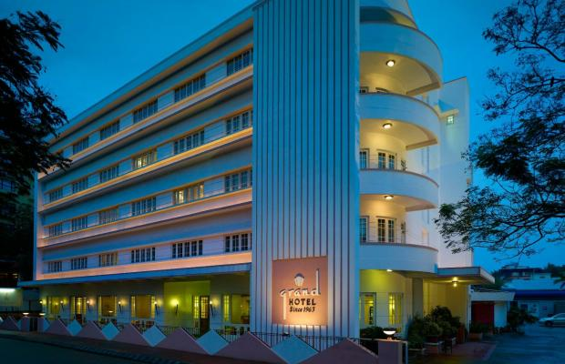 фотографии отеля Grand Hotel Kochi изображение №11