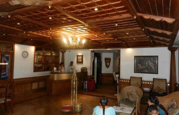 фотографии отеля Grand Thekkady Hotel изображение №15
