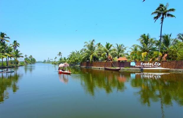 фотографии отеля Kondai Lip Backwater Heritage Resort изображение №35