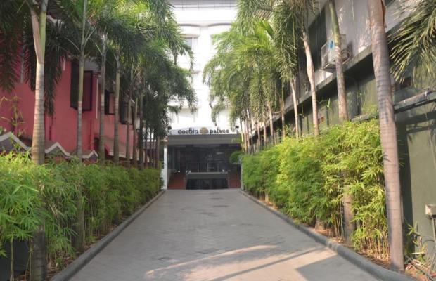 фотографии отеля Cochin Palace изображение №7