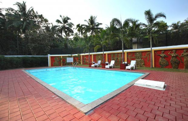 фото отеля Kunnathur Mana Ayurvda Heritage Resort изображение №1