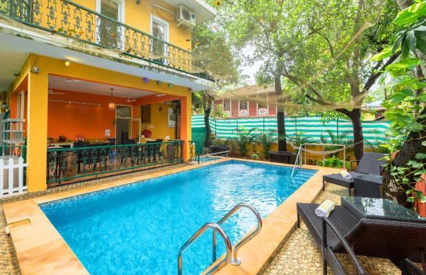 фото отеля Treebo Vila de Goa изображение №1