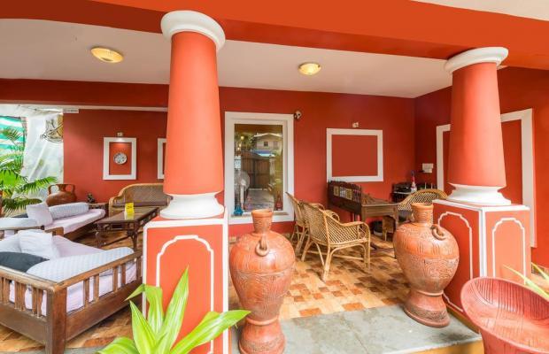 фотографии отеля Treebo Vila de Goa изображение №19