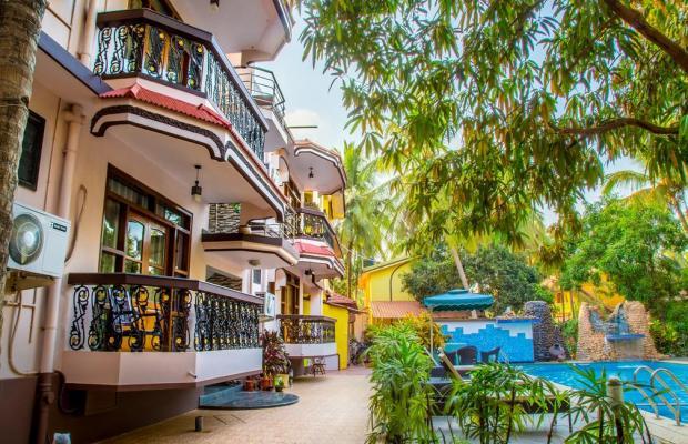 фотографии отеля Sea View Resort Patnem изображение №11