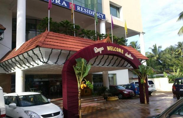 фотографии отеля Mayura Residency изображение №27