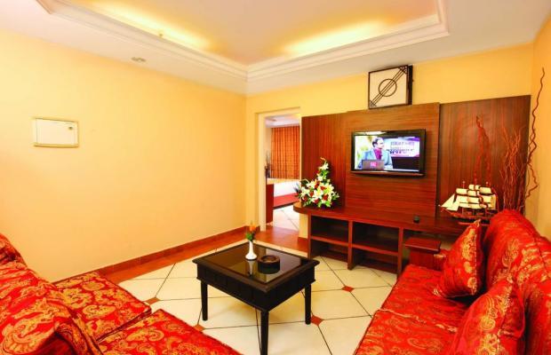 фотографии отеля Emarald Hotel Cochin (ex. Pride Biznotel Emarald) изображение №27