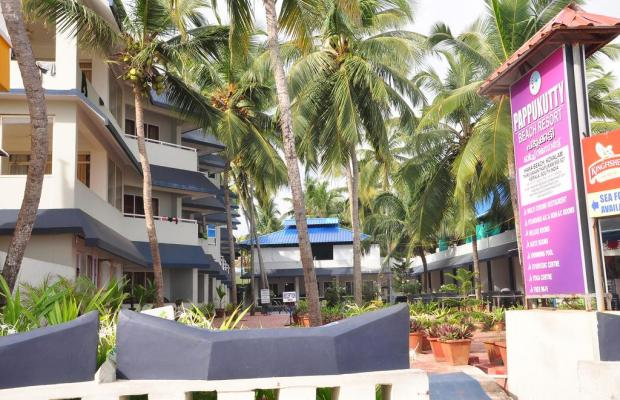 фотографии отеля Pappukutty Beach Resort изображение №7