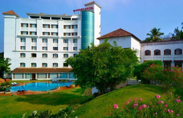 фото отеля KTDC Mascot Hotel изображение №1
