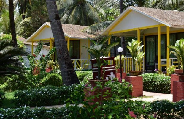 фотографии отеля Palolem Beach Resort изображение №7