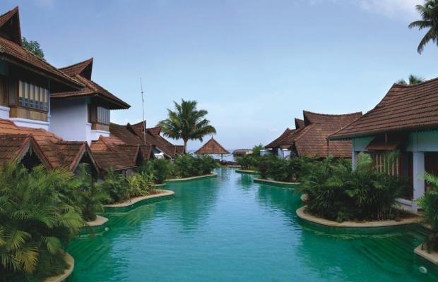 фотографии отеля Kumarakom Lake Resort изображение №11