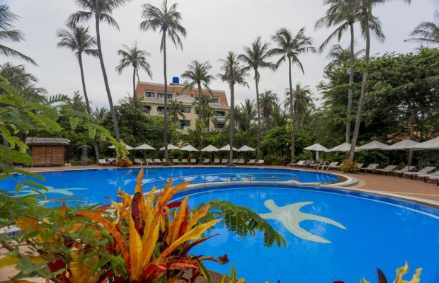 фото отеля Dessole Sea Lion Beach Resort Mui Ne (ex. Sea Lion Beach Resort & Spa; Eden) изображение №1