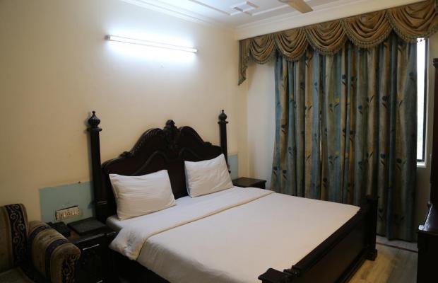 фотографии отеля Ashu Palace изображение №11