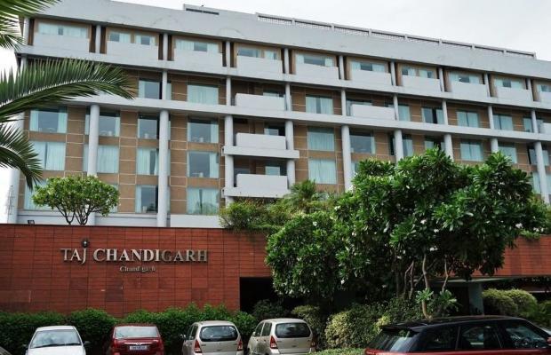 фото отеля Taj Chandigarh изображение №1