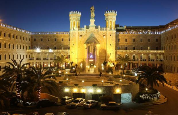 фотографии отеля Notre Dame of Jerusalem Center изображение №31