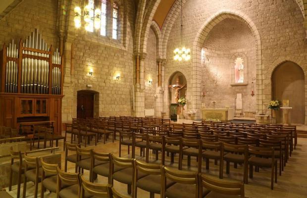 фотографии отеля Notre Dame of Jerusalem Center изображение №27