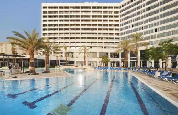 фото отеля Crowne Plaza Dead Sea изображение №1