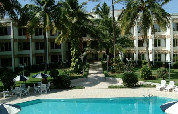 фотографии отеля WelcomHotel Rama International изображение №3
