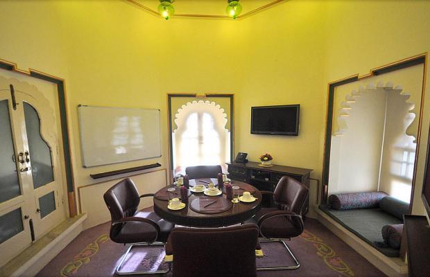 фотографии отеля Feteh Prakash Palace изображение №35