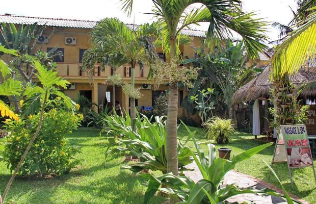 фотографии отеля Hon Rom Sunlight Resort изображение №23