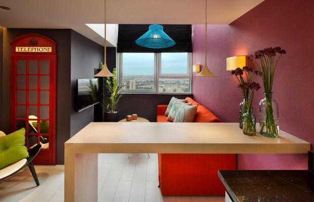 фото 21st Floor 360 Suitop Hotel изображение №10
