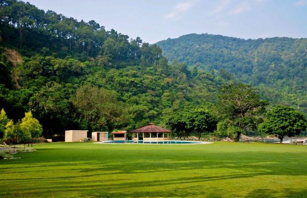 фотографии Corbett Ramganga Resort изображение №4