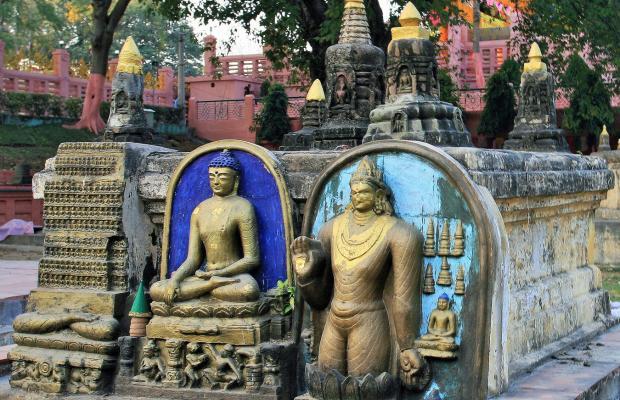 фотографии отеля Lotus Nikko Bodhgaya изображение №11