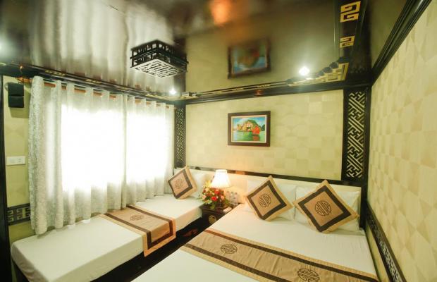 фото отеля Alova Gold Cruises Ha Long изображение №21