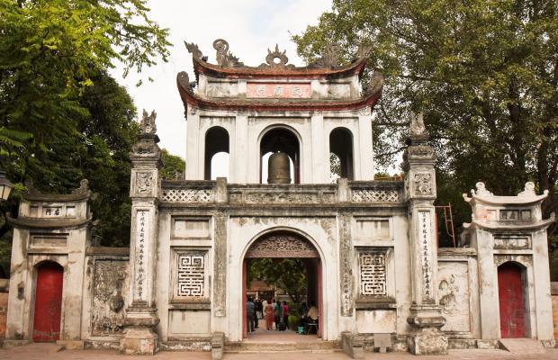 фотографии отеля Fortuna Hanoi изображение №3