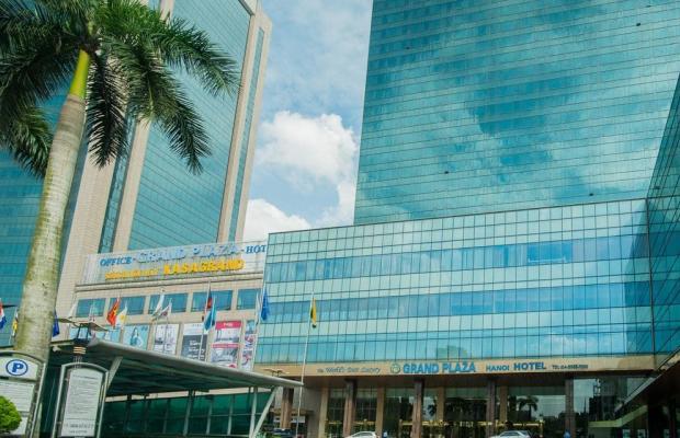 фотографии отеля Grand Plaza Hanoi изображение №39