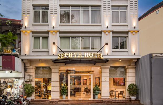 фото Zephyr Suites Boutique Hotel изображение №2