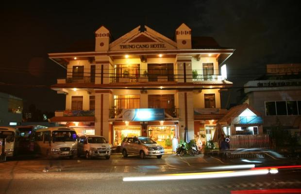 фото Trung Cang Hotel изображение №22