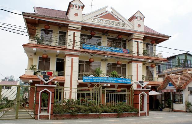 фото отеля Trung Cang Hotel изображение №1