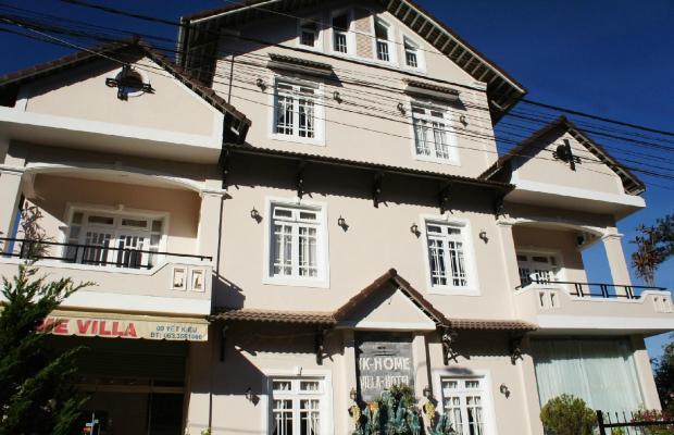 фото отеля YK Home Villa Dalat Hotel изображение №1