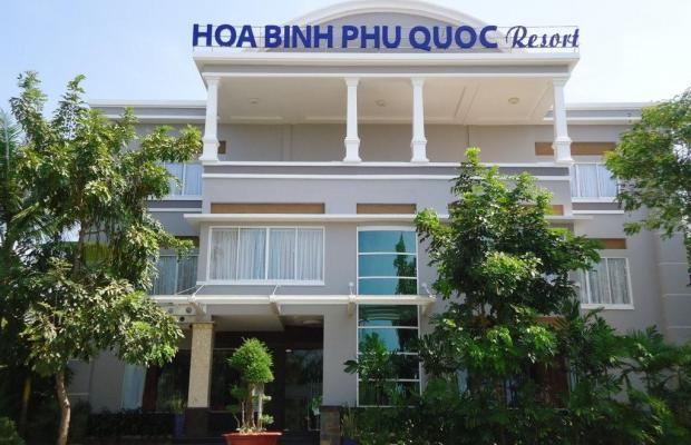 фото отеля Hoa Binh Phu Quoc Resort изображение №37