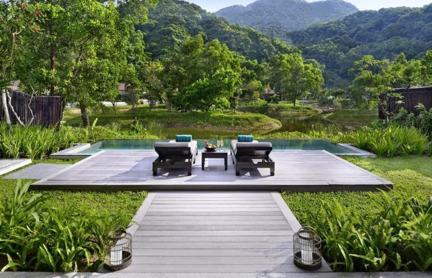 фотографии отеля Banyan Tree Lang Co изображение №15