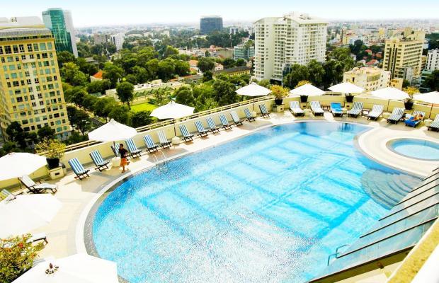 фото отеля Sofitel Plaza Saigon изображение №1