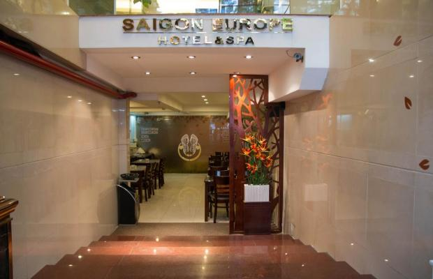 фото отеля Saigon Europe Hotel изображение №1