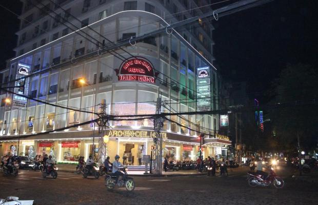 фото Arc En Ciel Hotel (ех.Thien Hong) изображение №22