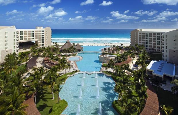 фото отеля The Westin Lagunamar Ocean Resort Villas (ex. Sheraton Cancun Towers) изображение №1