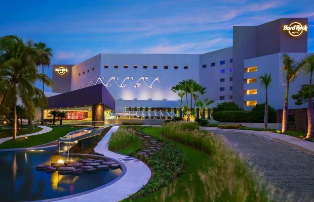 фотографии Hard Rock Hotel Vallarta (ех. Vallarta Palace) изображение №4