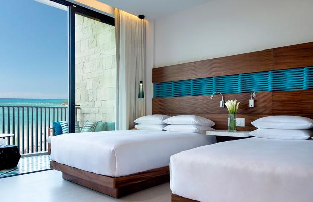фото Grand Hyatt Playa del Carmen Resort изображение №6