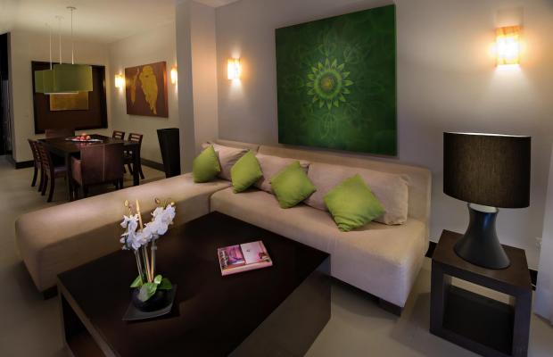 фотографии Aldea Thai Luxury Condohotel изображение №20