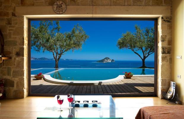 фотографии отеля Kymaros Villas изображение №7