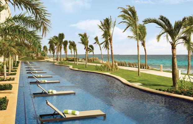 фотографии Hyatt Ziva Cancun (ex. Dreams Cancun; Camino Real Cancun) изображение №104