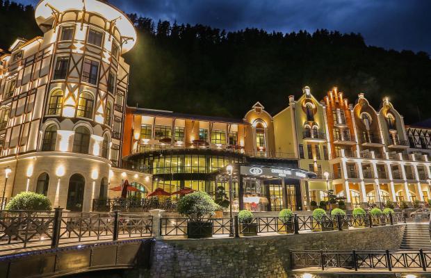 фотографии отеля Crowne Plaza Borjomi изображение №11