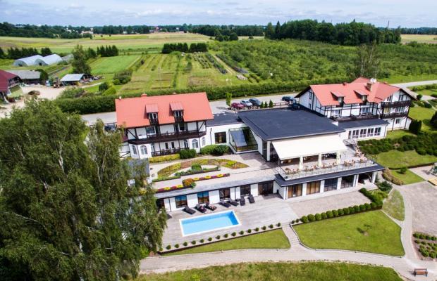 фото отеля Spa Hotel Ezeri изображение №1