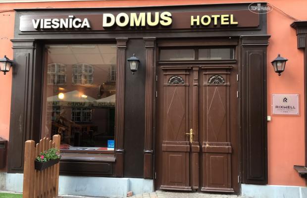фото отеля Rixwell Domus (ex. Kolonna Hotel Riga) изображение №17
