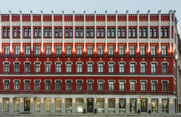 фотографии отеля Astor Riga изображение №15